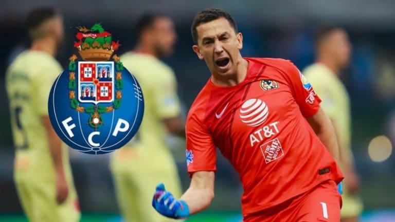 OFICIAL |Agustín Marchesín es nuevo jugador del Porto