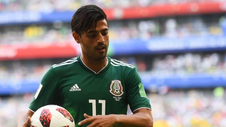Carlos Vela no descarta regresar a la selección mexicana tras su gran momento con Los Angeles FC