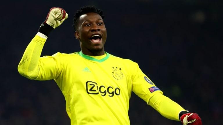 Onana se le escapa al Barça y renueva con el Ajax hasta 2022