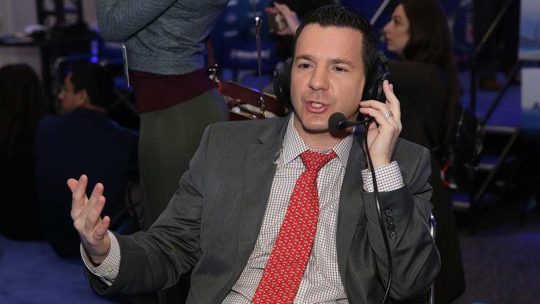 NFL Network Insider Ian Rapoport Explains His Relationship with Adam Schefter | SI Media Podcast