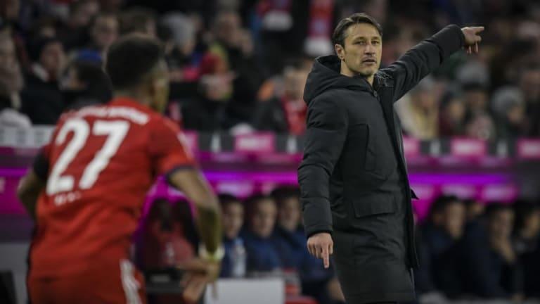Borussia Monchengladbach vs Bayern Munich: Niko Kovac's Best Available Bayern Lineup