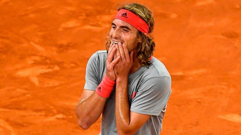 Rafael Nadal's Poor Clay Court Season Continues as Stefanos Tsitsipas Beats Him in Madrid