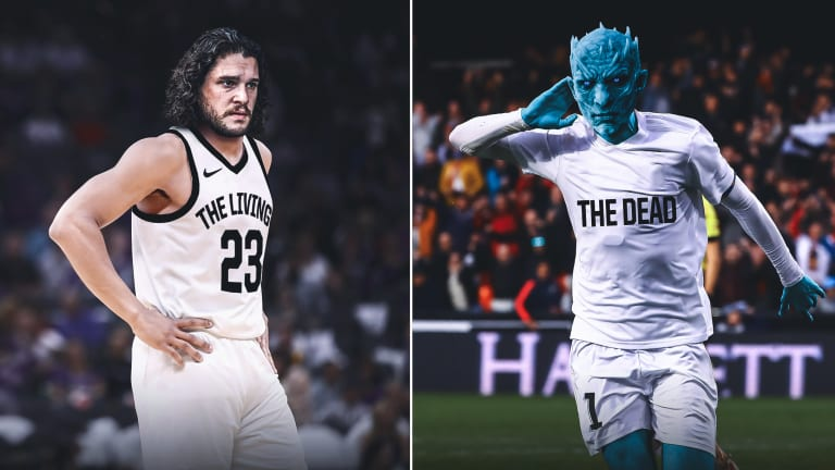 The Ultimate 'Game of Thrones' Starting Lineups for the NBA Playoffs and Champions League