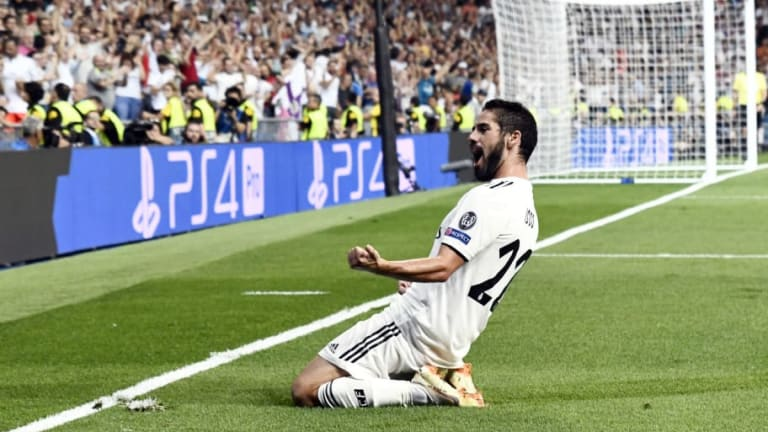 Isco on Manchester City's Radar as Pep Guardiola Searches for David Silva Replacement