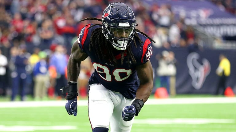 In Jadeveon Clowney, Seahawks Steal a Talent From Texans