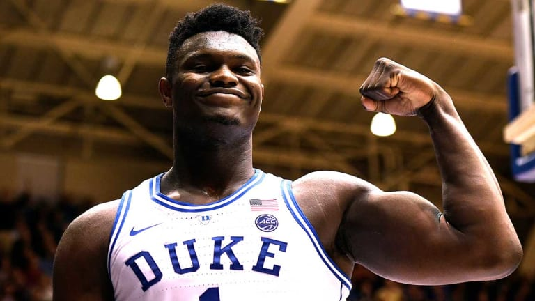 How Zion Williamson Transformed From No-Name Teenager to Duke Superstar