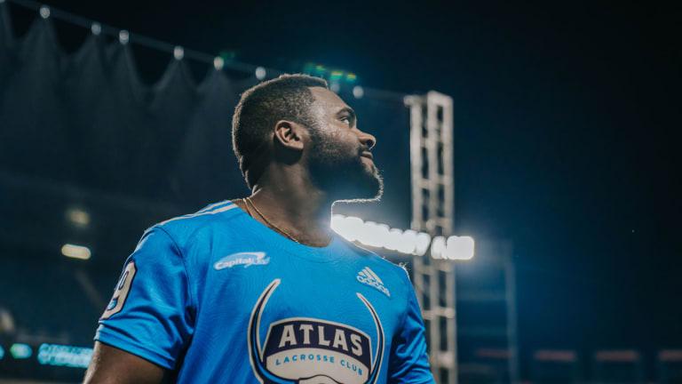 Trevor Baptiste Recaps the PLL Season So Far and His Triumphant Return to Denver