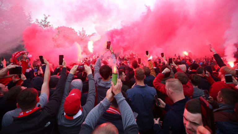 Madrid Bar Owners Voice Fear of English 'Hooligans' as 70,000 Liverpool & Spurs Fans Head for Madrid