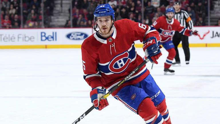 Blackhawks Reacquire Andrew Shaw in Trade With Canadiens