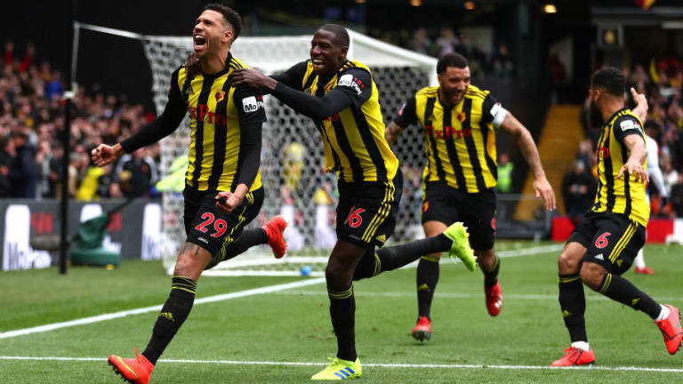 Abdoulaye Doucoure Admits He Wants Move to Champions League Club After Liverpool & PSG Links