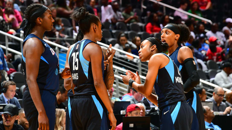 Biggest Storylines From the First Month of the WNBA Season