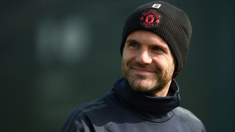 Manchester United 'Still Hopeful' Juan Mata Will Sign New Contract