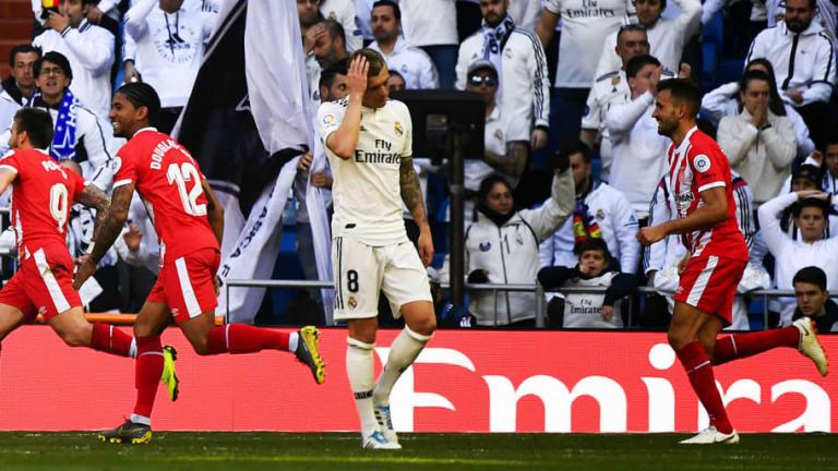 La sala de máquinas del Real Madrid hace aguas sin Modric