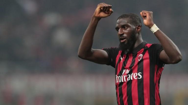 Tiemoue Bakayoko Reiterates Desire to Remain With AC Milan After Impressive Season in Italy