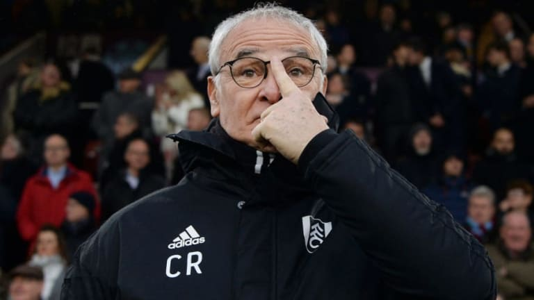 Claudio Ranieri: How a Title Winner Ended Up Staring Relegation in the Face at Fulham