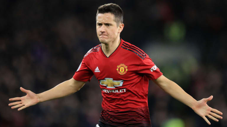 Ander Herrera Admits 'Logical' Man Utd Exit Could Be On the Cards as Contract Talks Continue
