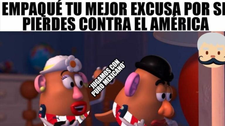 Los MEMEs no perdonan a Chivas en los Clásicos, al ridículo de Pumas ni al descenso del Veracruz