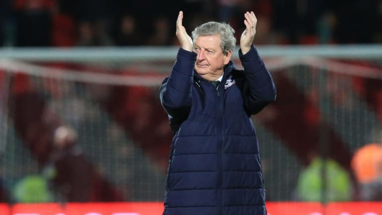 Roy Hodgson Becomes Oldest Ever Premier League Manager at 71 Years Old