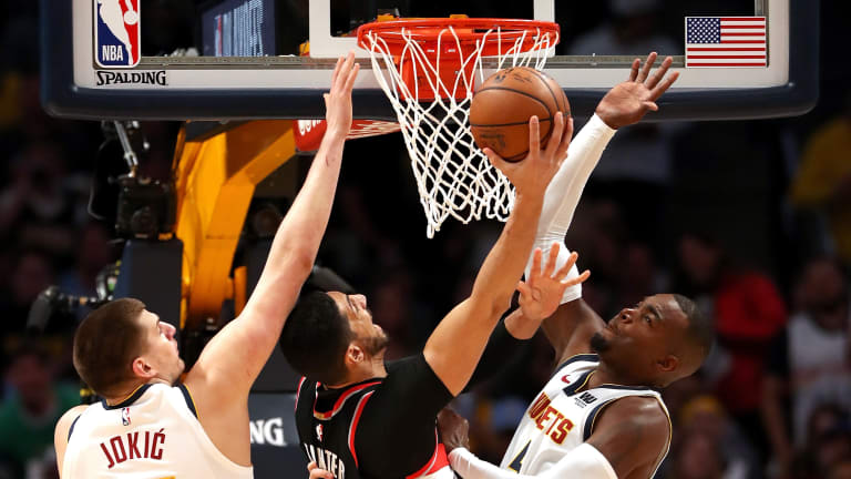 With Paul Millsap and Gary Harris Clicking, Nuggets Move One Game From Conference Finals