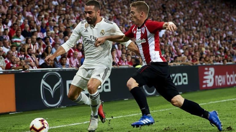 La última vez que el Athletic de Bilbao ganó en el Santiago Bernabéu