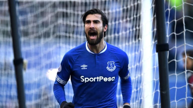 Everton Confirm Permanent Signing of Barcelona Midfielder Andre Gomes