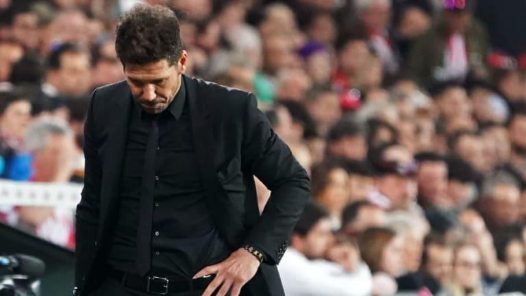 La temporada del Atlético es tan mala como la del Real Madrid