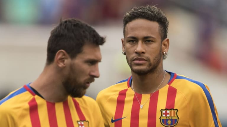 Neymar Opens Up on Relationship With Lionel Messi Amid Rumours of Barcelona Return