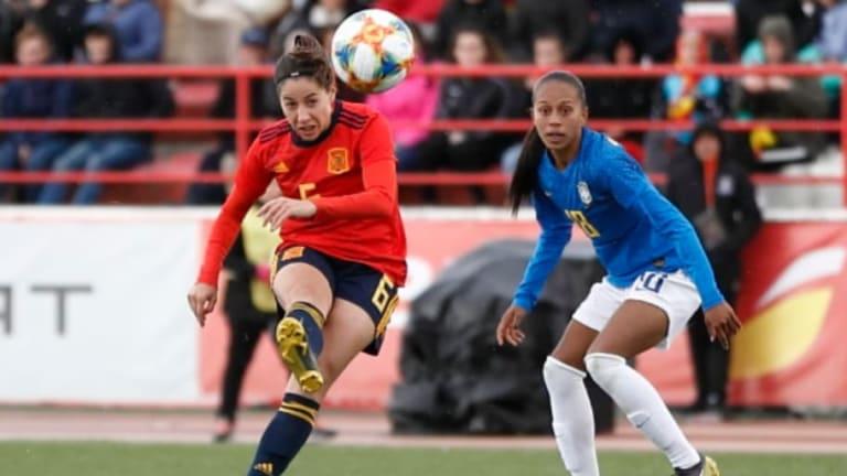 5 claves del primer triunfo de la historia de España sobre Brasil en el fútbol femenino