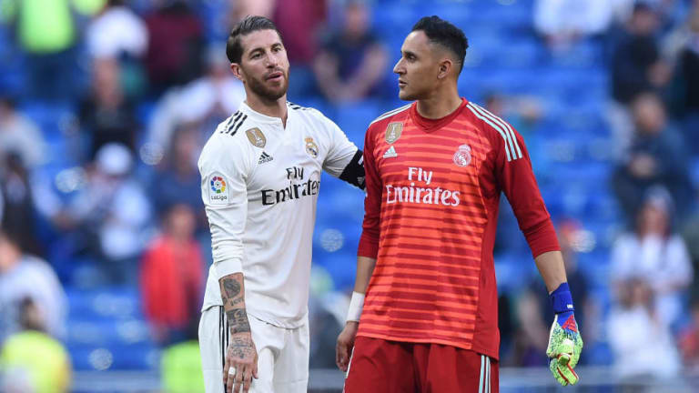Keylor Navas Claims He Proved the Critics Wrong as He Returns to Real Madrid's Starting XI