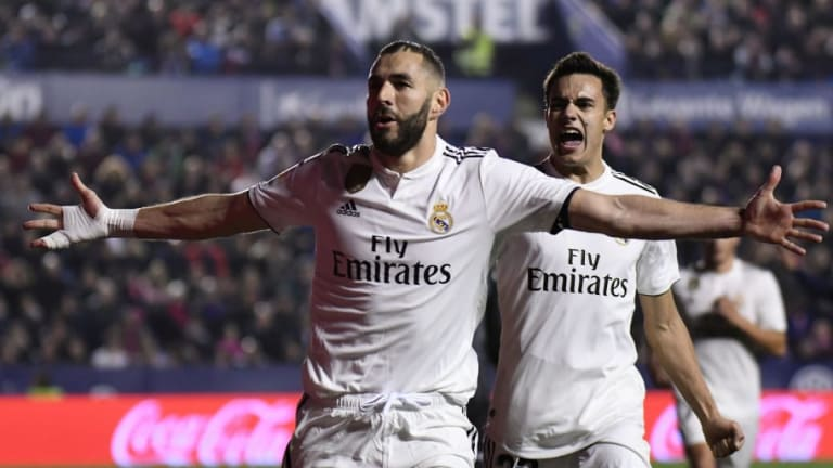 Lo bueno, lo malo y lo feo de la victoria del Real Madrid ante el Levante