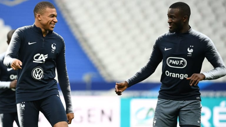 Zinedine Zidane Shortlists Tanguy Ndombele Ahead of Real Madrid Summer Rebuild