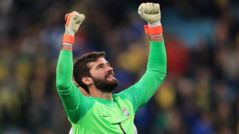 Alexander Doni Reveals His Part in Alisson's Big Money Move to Liverpool Last Summer