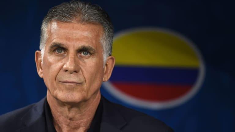 """Queiroz explotó tras la derrota de Colombia: """"Cómo es posible informar eso 15 minutos antes..."""""""
