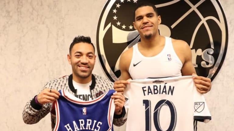 Marco Fabián ya está en Philadelphia para jugar con el Union