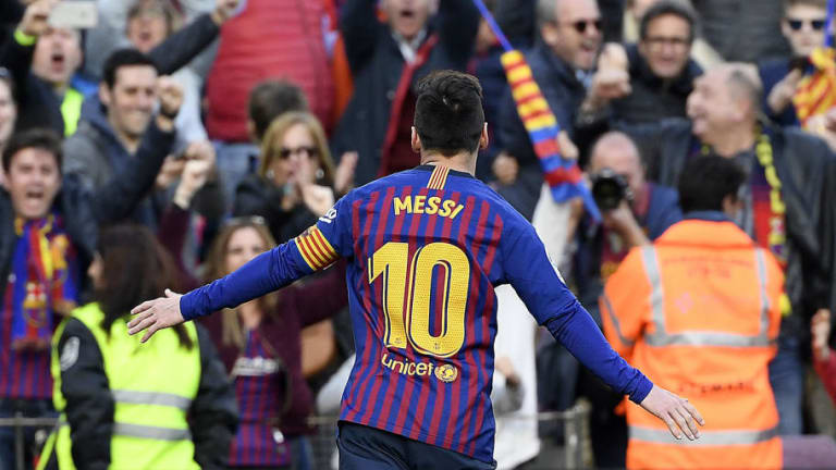 Barcelona 2-0 Espanyol: Report, Ratings & Reaction as Barca Earn Derbi Barceloní Win