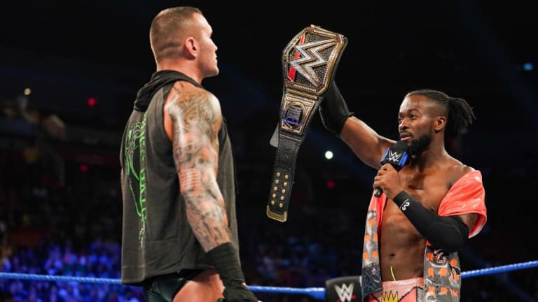The Week in Wrestling: Kofi Kingston Still Searching for Signature Moment as Champ
