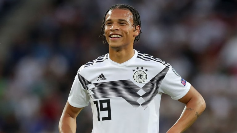 Leroy Sane Tells Friends He Will 'Reject Bayern Munich' to Sign New Man City Contract