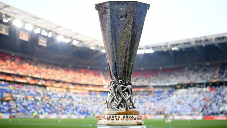 Así son los bombos para el sorteo de la Europa League