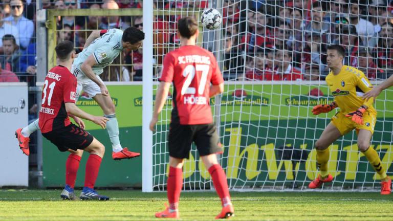 Freiburg 1-1 Bayern Munich: Report, Ratings & Reaction as Die Roten Slip Up in Bundesliga Title Race