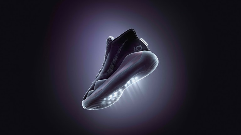 First Look: Kevin Durant Unveils Latest Signature Sneaker, the Nike KD 12