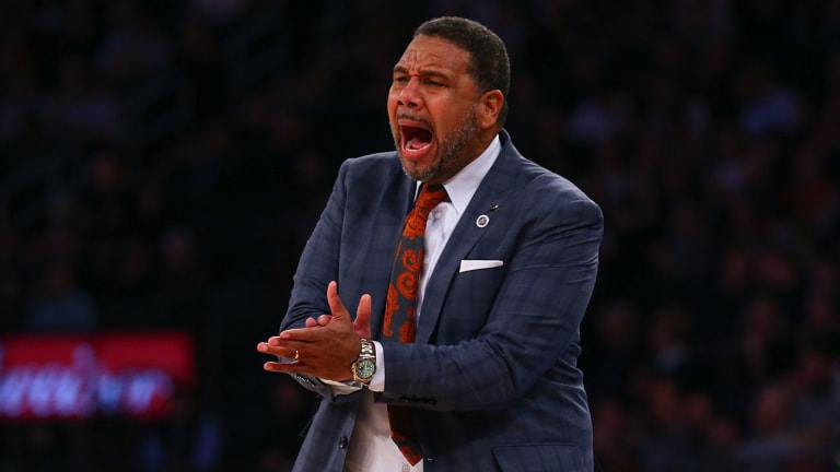 Michigan Basketball Rumors: Ed Cooley, Juwan Howard To Speak With AD Warde Manuel