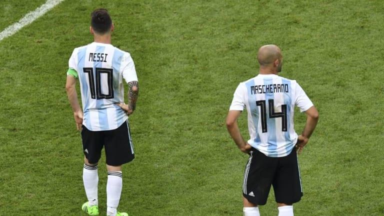 Javier Mascherano rompió el silencio: Jorge Sampaoli, Lionel Messi, su regreso a River y más