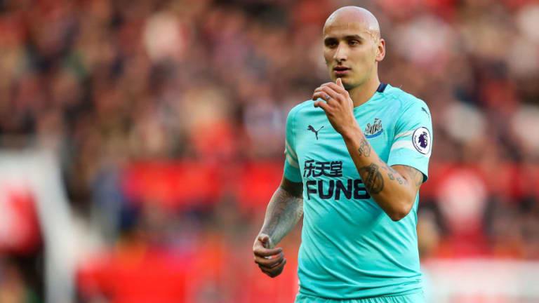 Jonjo Shelvey Admits Difficulty Watching 'Tremendous' Newcastle Teammate Sean Longstaff