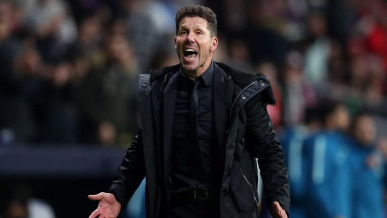 Atlético de Madrid - Villarreal | Alineaciones confirmadas