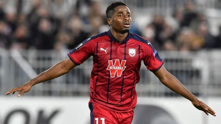 Liverpool Ready €15m Bid for Bordeaux Winger Francois Kamano as Search for Backup Forwards Continues