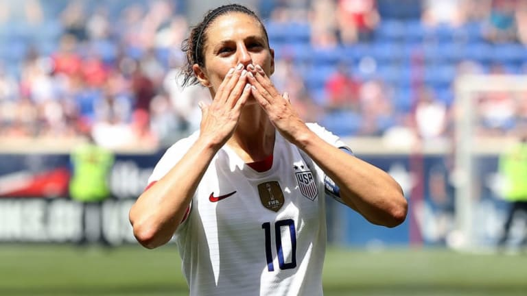9 Veteran Superstars Who Could Be Playing Their Last Women's World Cup in 2019