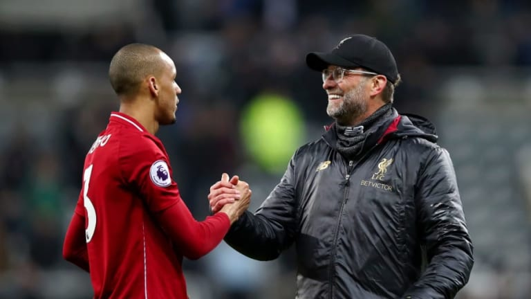 Fabinho Reveals the Player Who Jurgen Klopp Views as 'Irreplaceable' at Liverpool