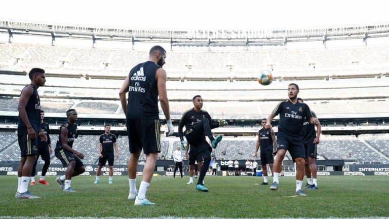 El método del Mosad que asustó a los futbolistas del Real Madrid