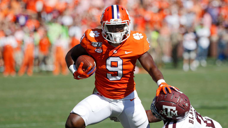 Clemson vs. Syracuse Live Stream: Watch ACC Online, TV Channel, Time