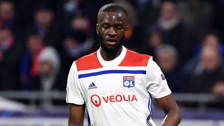 Tanguy Ndombele Exit Rumours Intensify as Lyon President Admits Club Must Improve 'Economic Health'